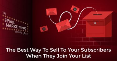 Sell To Your Subscribers